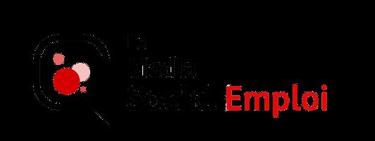 Le Media Social Emploi Logo